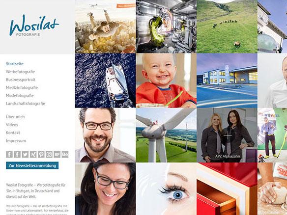 Referenzen Website Werbefotograf
