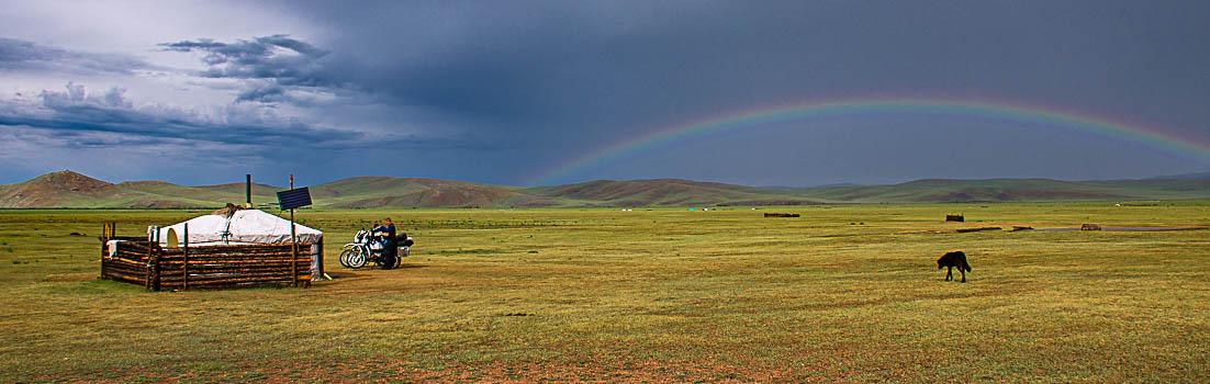 travel2wheels Mongolei