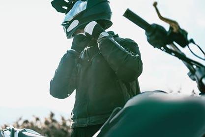 Motorradfahren - keine Frage des Alters. Blogbeitrag für die Concordia Versicherungen