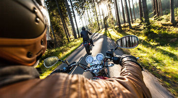 Motorradurlaub in Deutschland - Blogbeitrag für die Concordia Versicherungen.